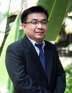 Arbitrator KONG Phallack