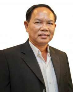Arbitrator HUON Chundy
