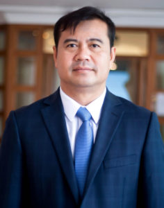 Arbitrator KAO Thach