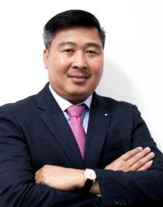 Arbitrator SUONG Sophal